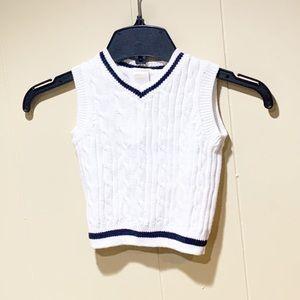 Gymboree sweater vest